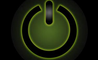 Off button logo