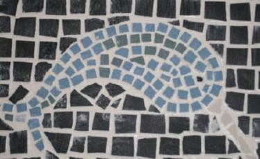 Mosaic of Roman Palace
