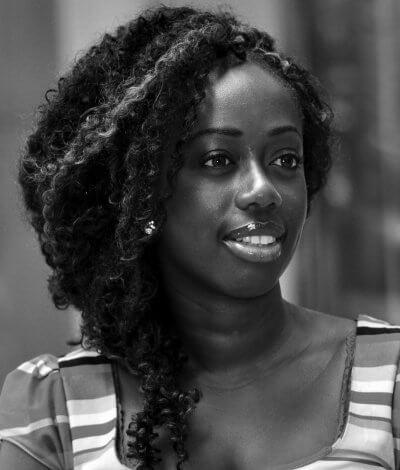 Portrait of Ama Afrifa-Kyei