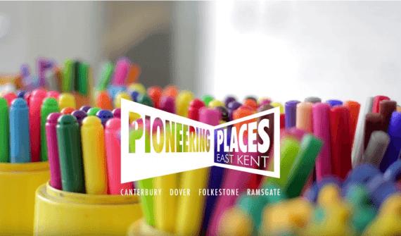 Pioneering Places logo