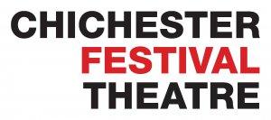 Organisation logo which reads Chichester Festival Theatre